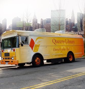 Mobile Library blog