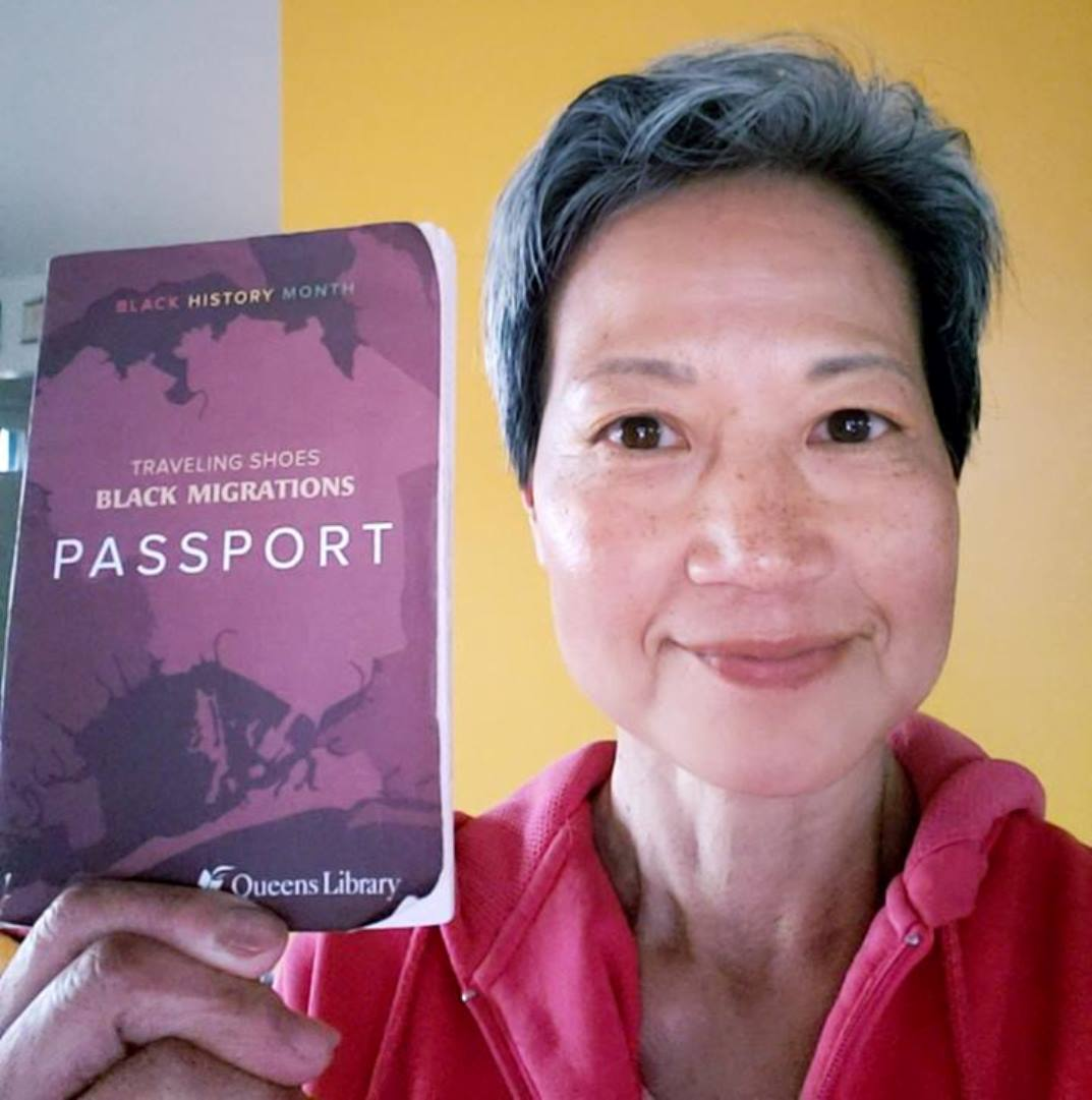 Helina Cheung and Passport