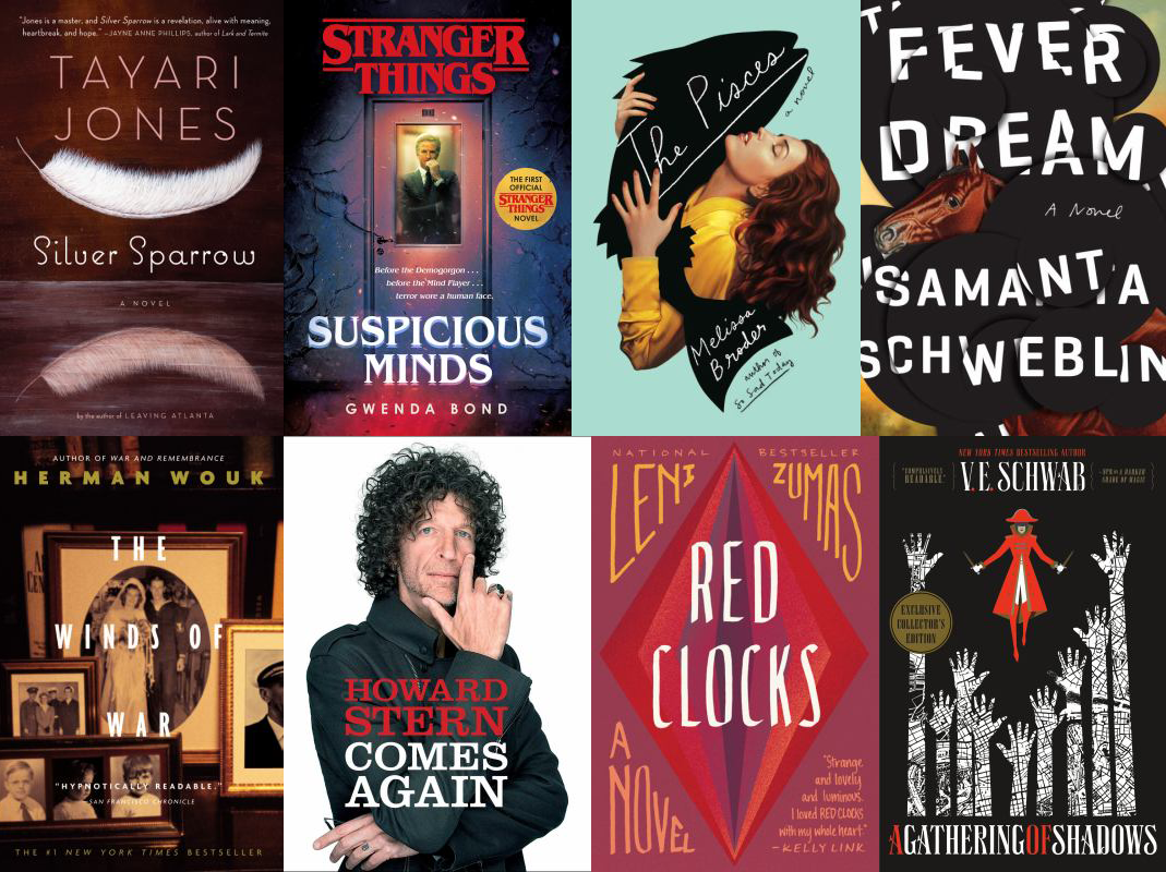 Staff Picks for Adult Summer Reading