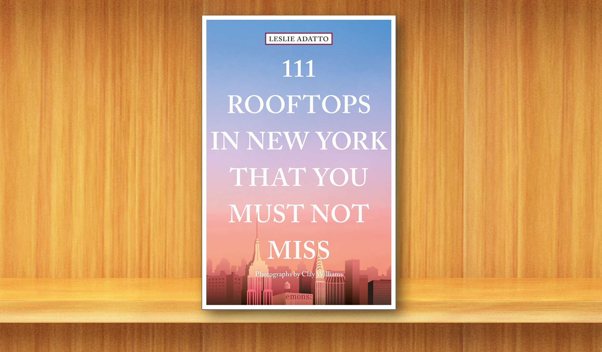 "The author of ""111 Rooftops in New York That You Must Not Miss"" shares some of her favorite Queens rooftops."