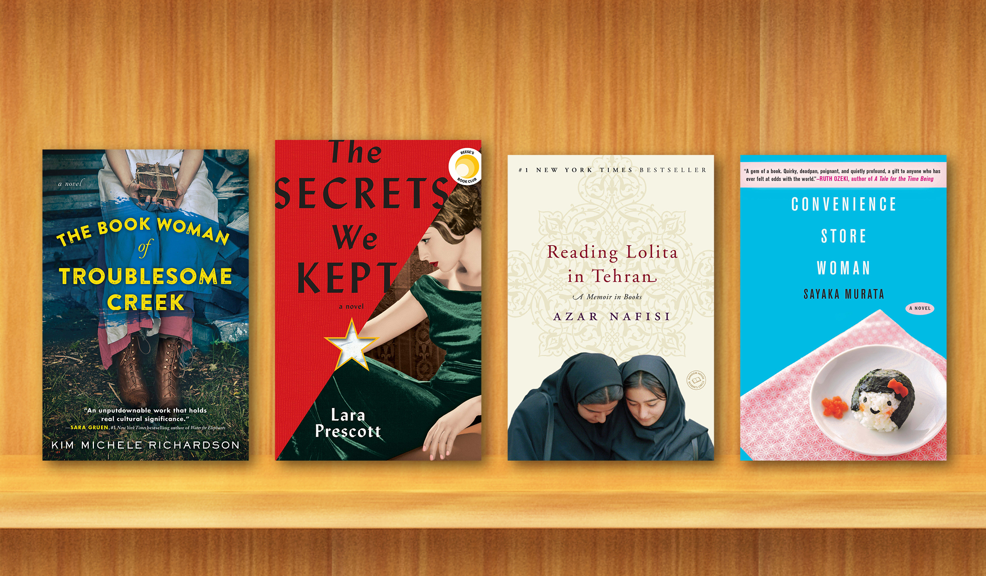Our librarians have great suggestions for your fall reading!
