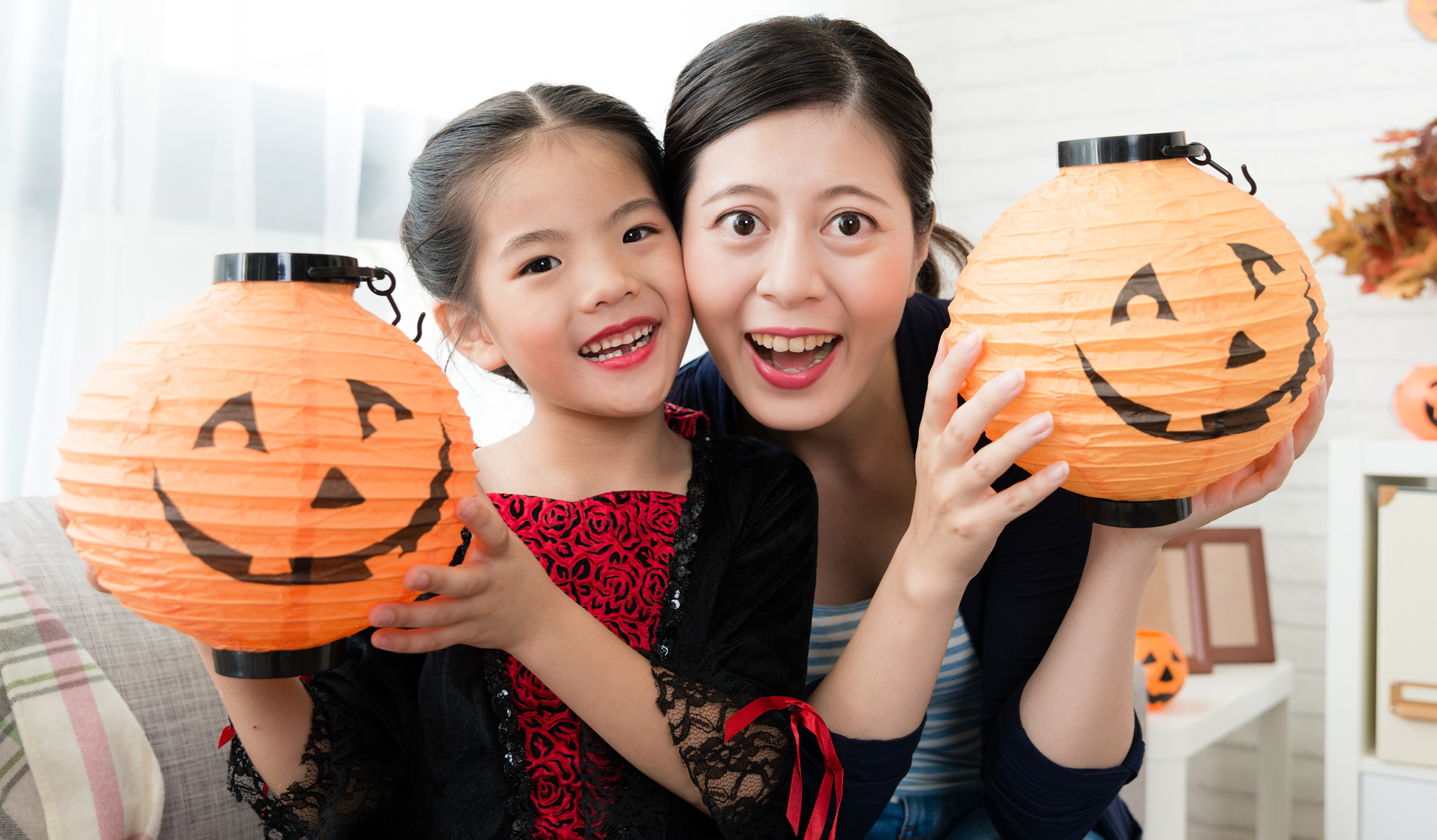 Halloween is coming up and we're ready with spooky stories, frightful flicks, and more!