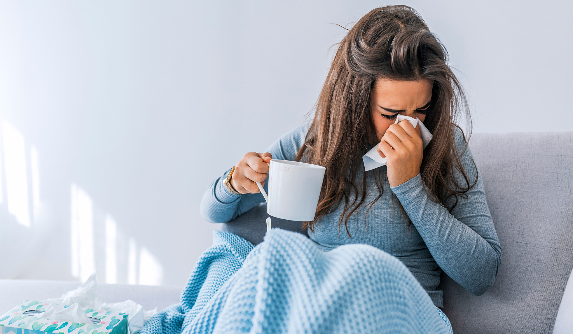 Read tips to avoid the flu!