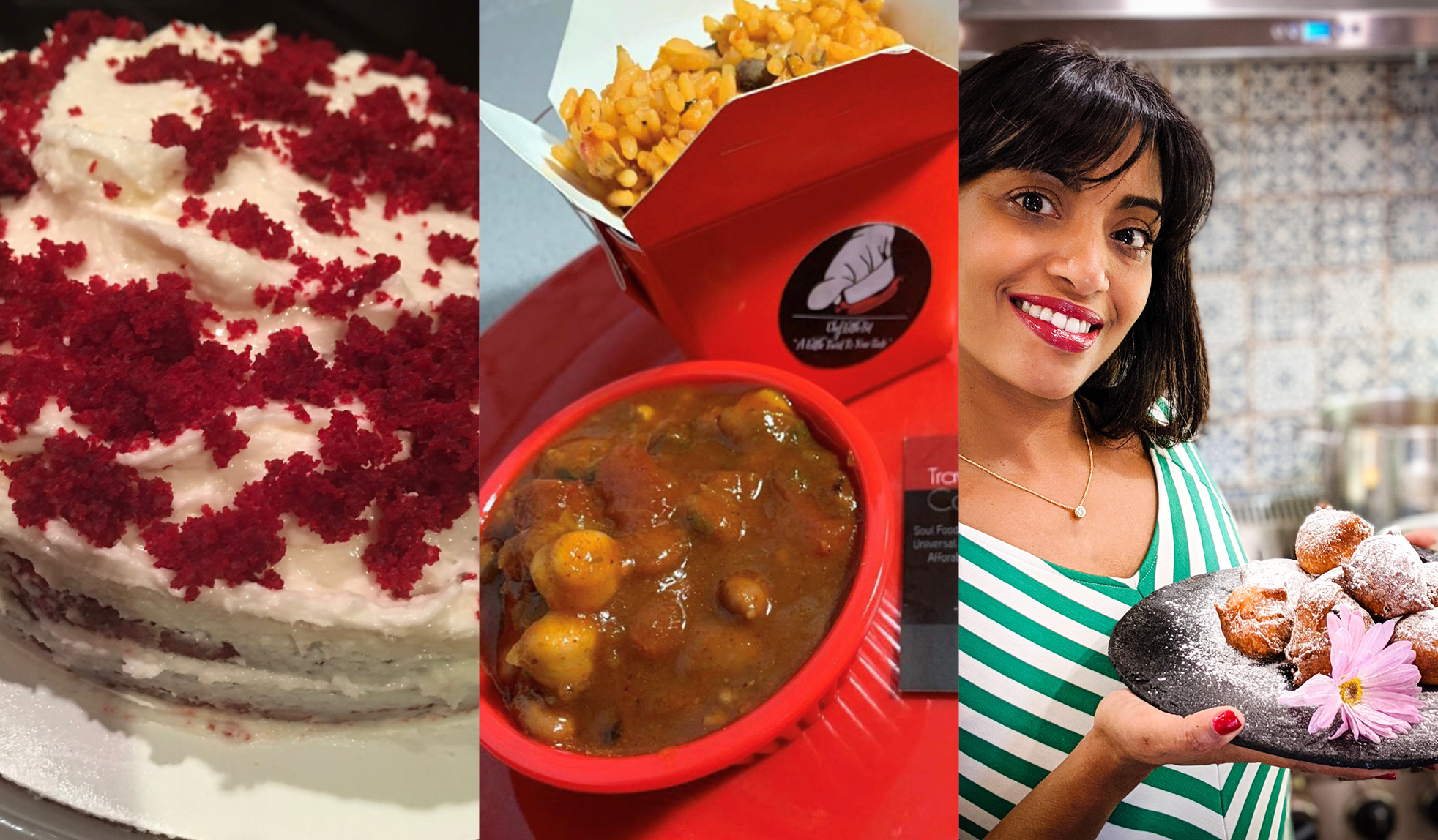 We're very happy to share recipes from our talented graduates!
