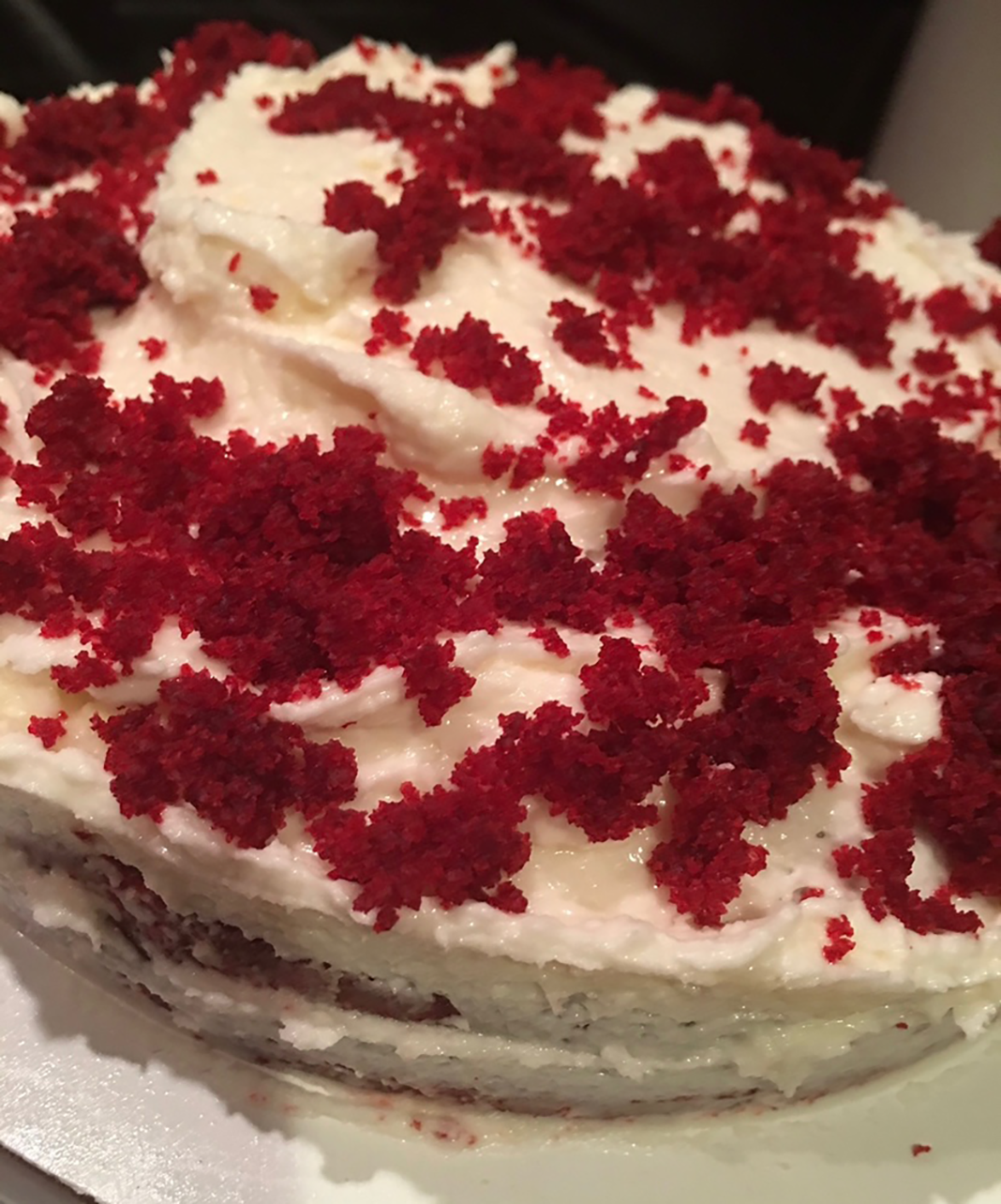 Vegan Red Velvet