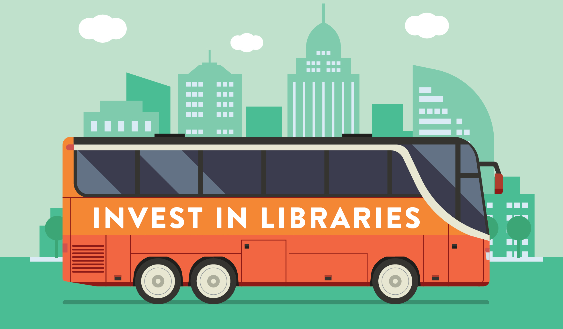 Tell State Legislators what your library means to you—join us on February 25.