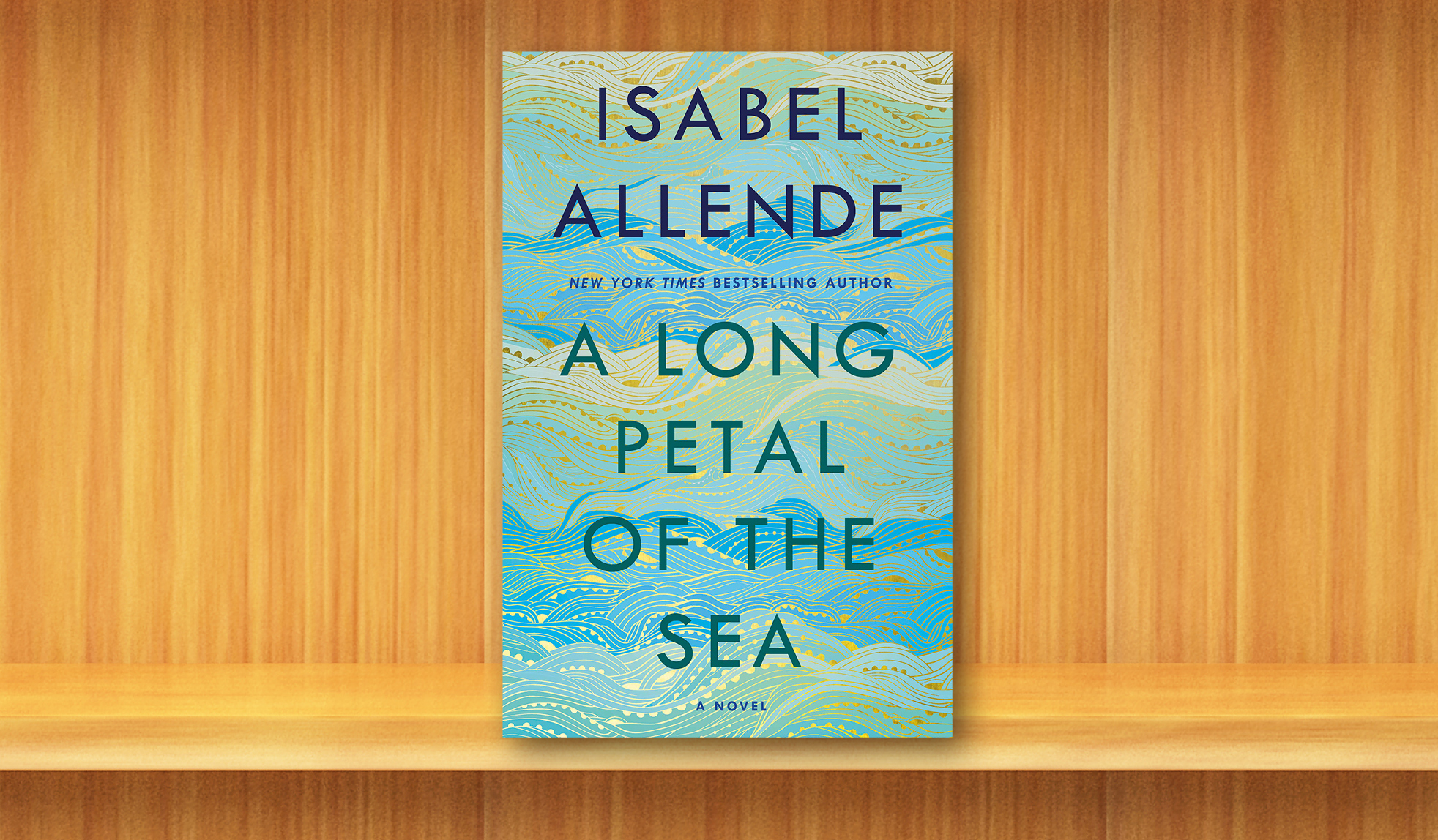 "A Long Petal of the Sea ""feels both timeless and perfectly timed for today"" (Publishers Weekly)."
