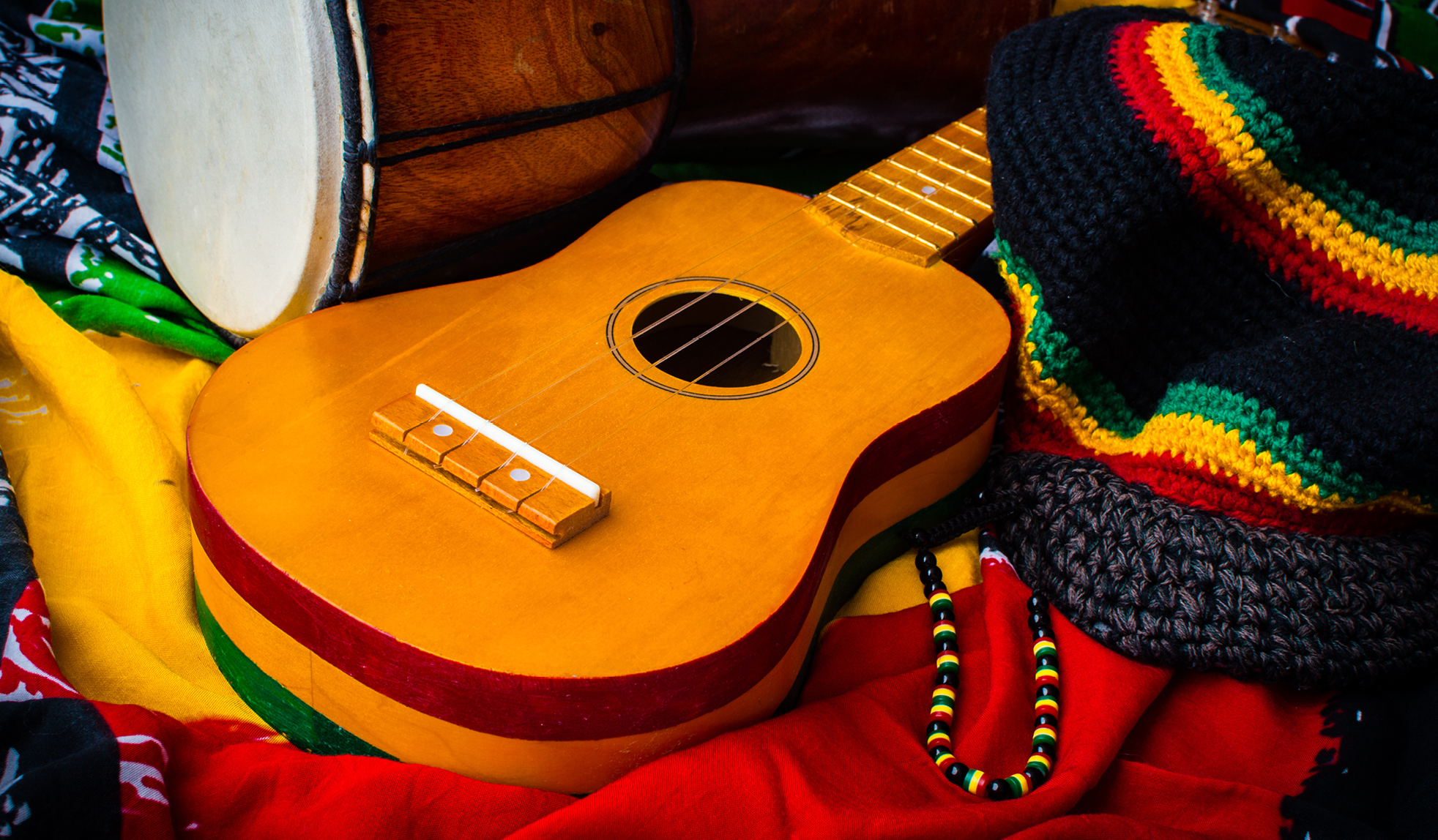 Our next Culture Bridge program at Flushing Library is a multicultural reggae concert!