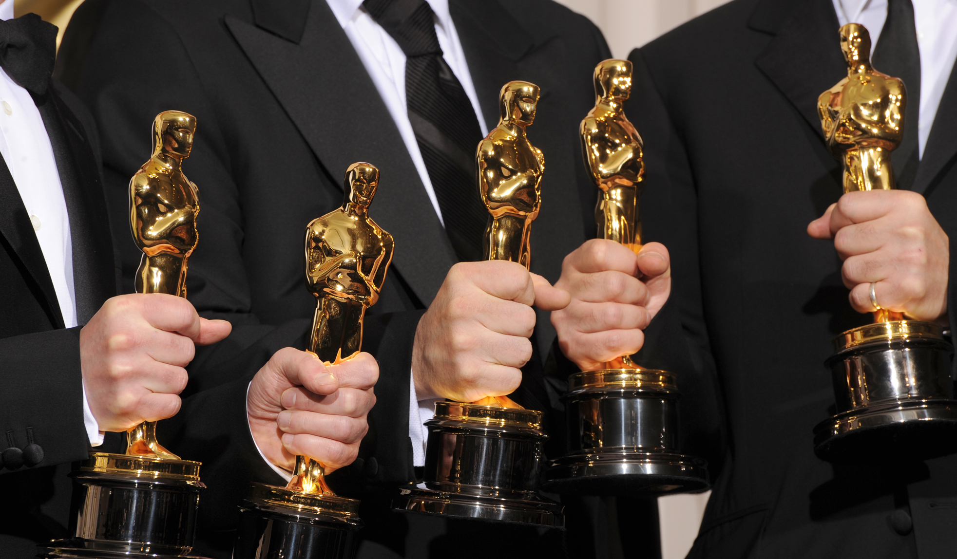 Learn which Oscar winners and nominees you can check out at the library.