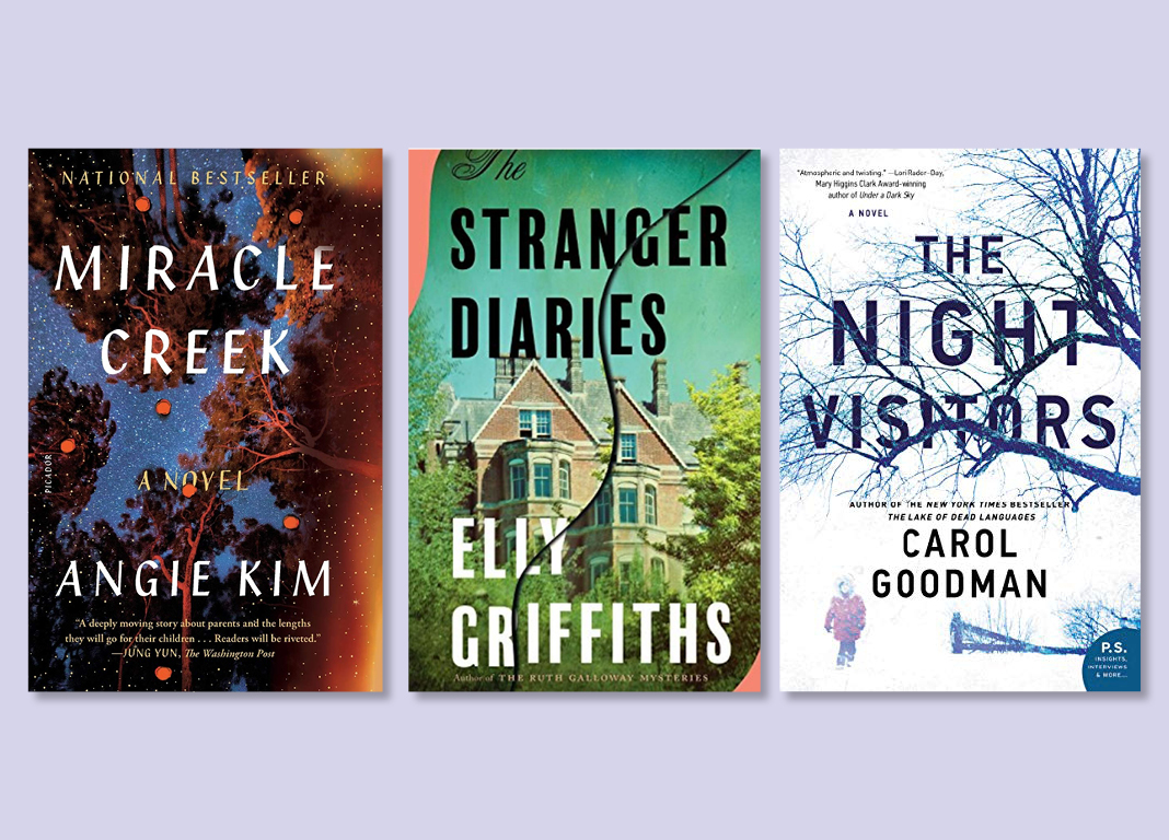 2020 Edgar Award Winners