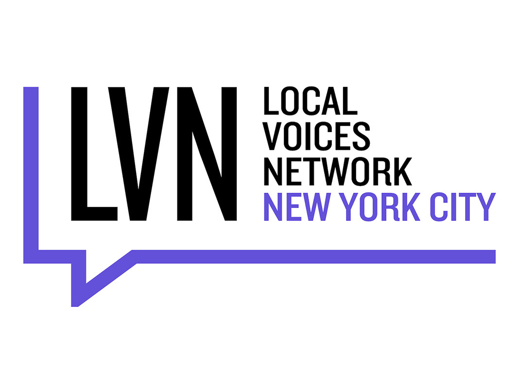 Local Voices Network logo