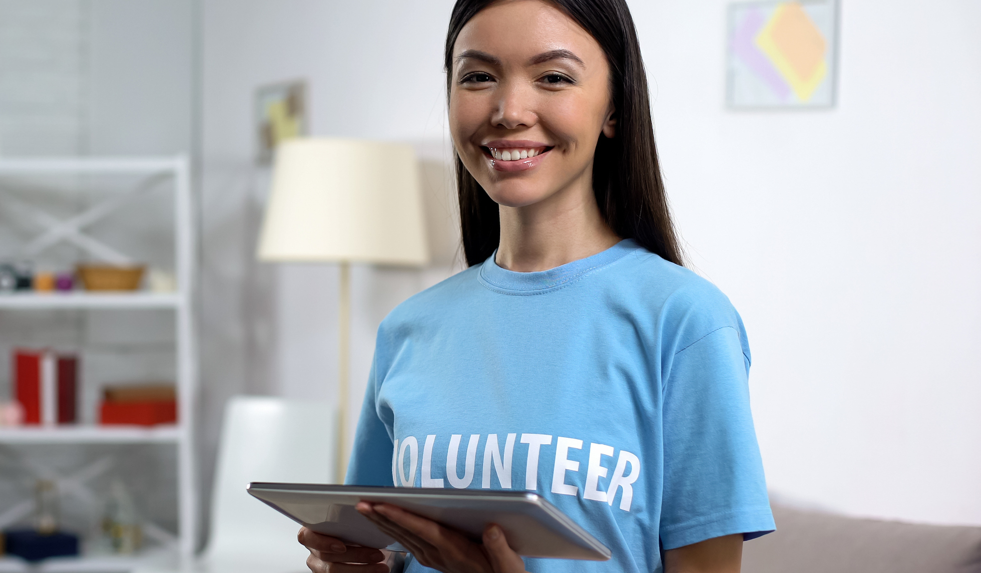 Learn about our available online volunteer opportunities.