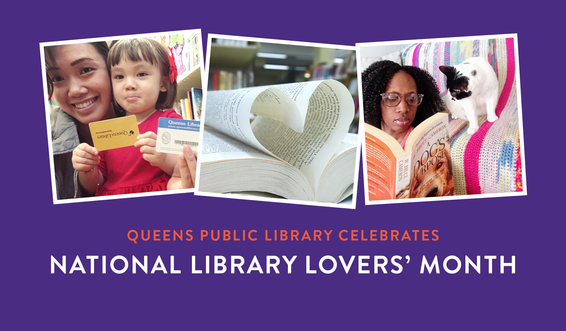 Share your love of the library, creatively!