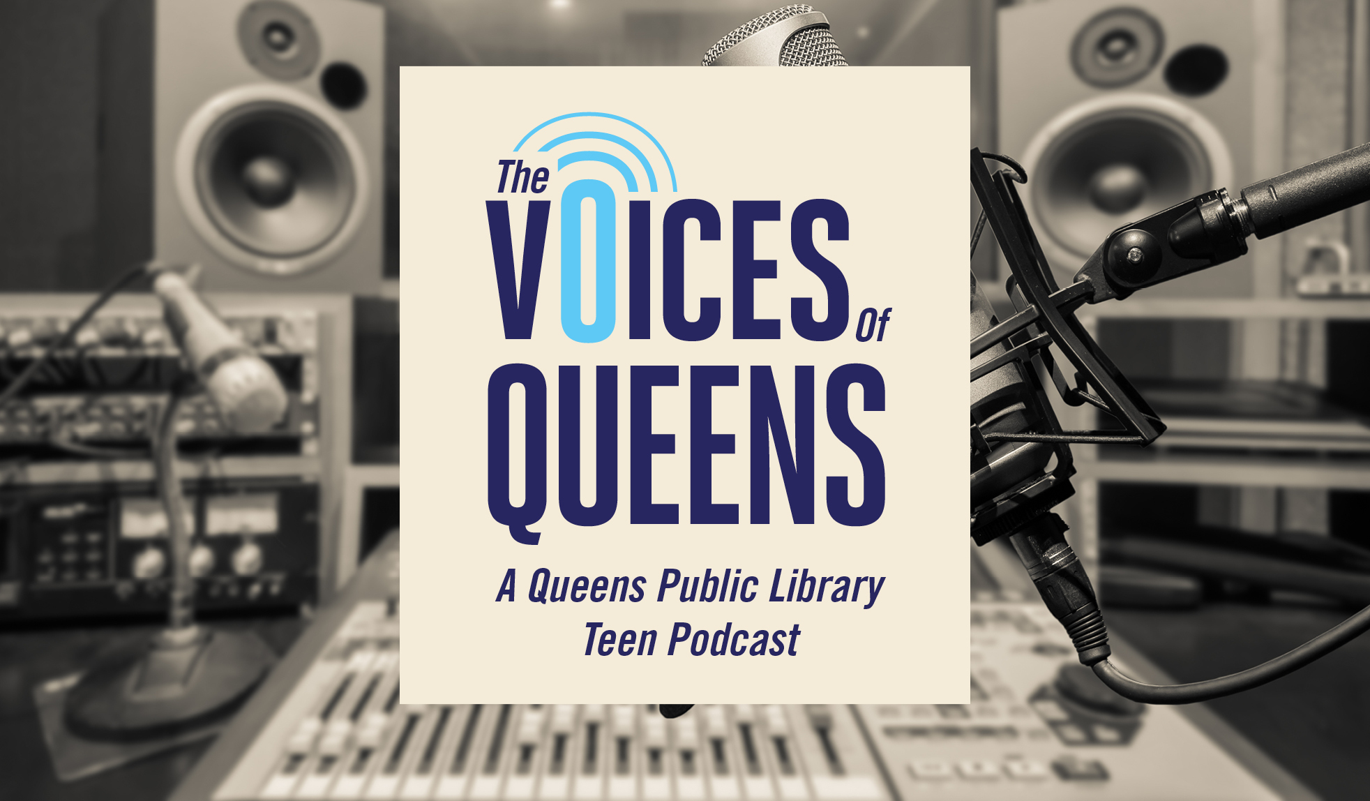 Be part of the Voices of the Queens podcast!